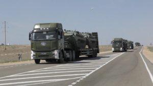 Вооруженные Силы Казахстана подняты по тревоге