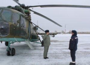 В Военном институте Сил воздушной обороны прошли первые командирские полет